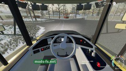 VOLVO A40G Semi With Maxxim 700 для Farming Simulator 2019