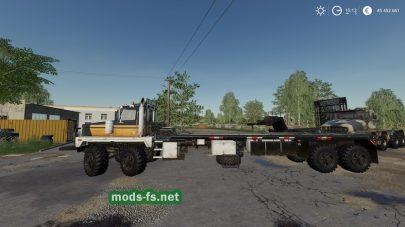 Western Twin-Steer Truck для игры FS 2019