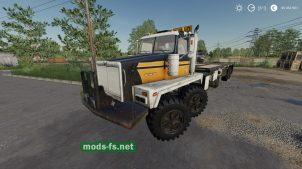 Мод на Western Twin-Steer Truck