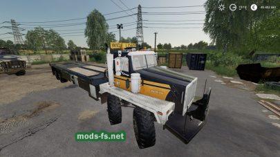 Western Twin-Steer Truck mod