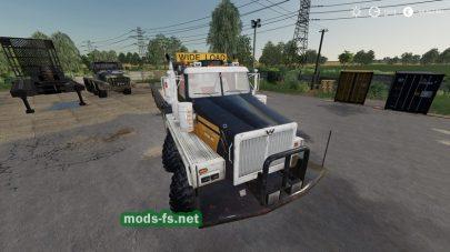 Western Twin-Steer Truck