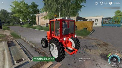 Wladimirec T30 для игры Farming Simulator 2019