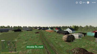 Новгородовка для игры Farming Simulator 2019