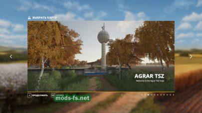 «Agrar TSZ» для Farming Simulator 2019