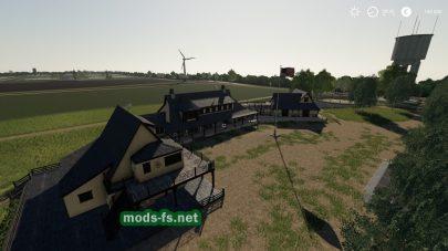 Скриншот мода Northwind Acres