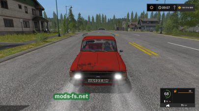 moskvich 412 mod