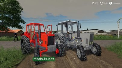 MTZ Pack Alteration