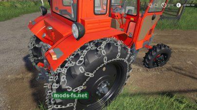 Пак тракторов МТЗ для сложных погодных условий