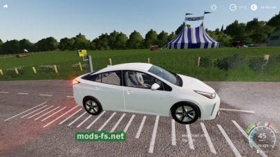 Toyota Prius 2019 mod