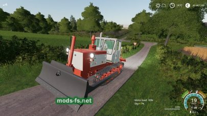 Мод на трактор ХТЗ Т-150 05-09