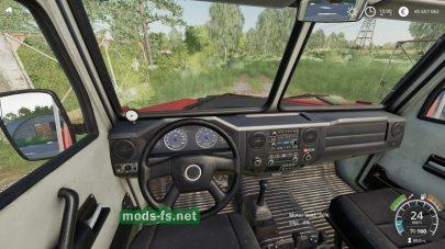 YAR 87 для Farming Simulator 2019