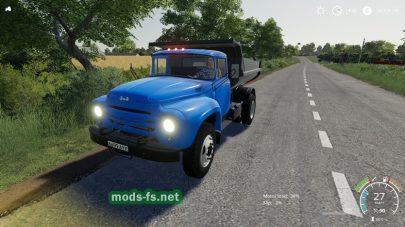 ЗиЛ ММЗ 554М для FS 2019