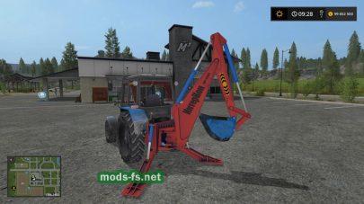 МТЗ-82.1 mod