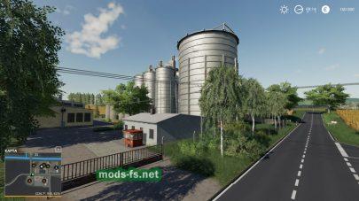 Agrospol map