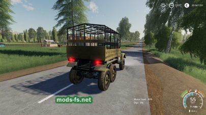 GAZ-69 6X6 FS 2019