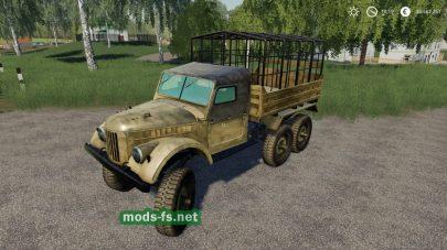 GAZ-69 mod