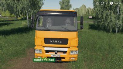 kamaz-65801 FS 2019