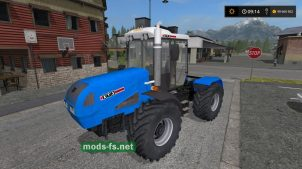 ХТЗ 17221-09 для игры Farming Simulator 2017