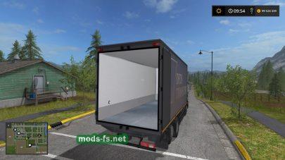 MAN F2000 для игры Farming Simulator 2017