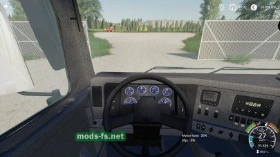 МАЗ 5440Е9 для игры Farming Simulator 2019