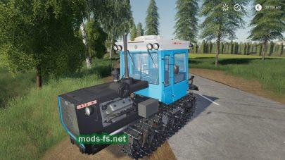 Мод на трактор ХТЗ-181