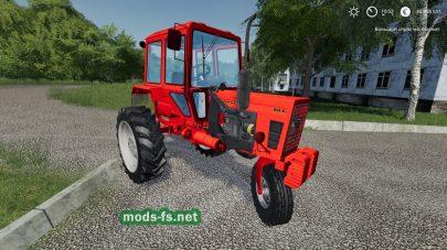 MTZ 80X Alteration FS 19