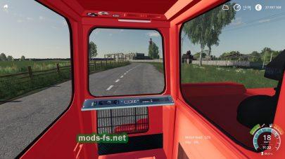 TDT-55 для Farming Simulator 2019