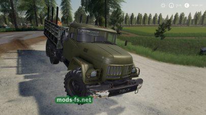 zil-131 mod FS 2019