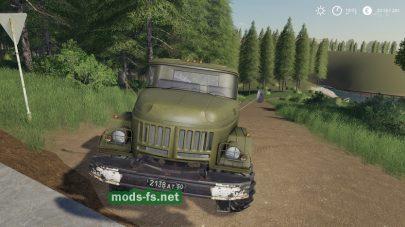 zil-131 tyagach