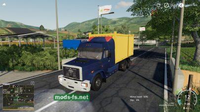ЗИЛ 133 Г40 Truckers для FS 2019