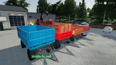 2PTS-6A для Farming Simulator 2019