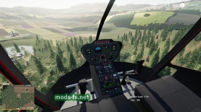EDM 19 Robison r44 для Farming Simulator 2019