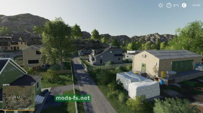National Valley mod
