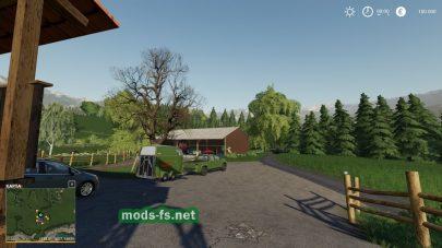 Walchen 2K20 для Farming Simulator 2019
