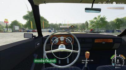 ГАЗ 24 для Farming Simulator 2019