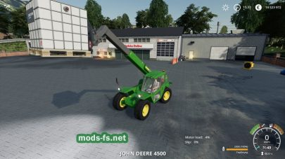 John Deere 4500 Mod