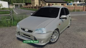 Мод на автомобиль Kalina Sport