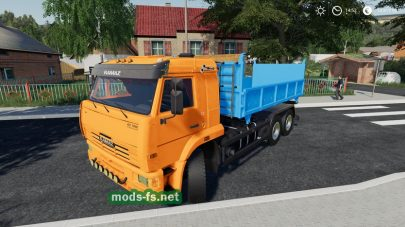 КамАЗ-65115 для Farming Simulator 2019