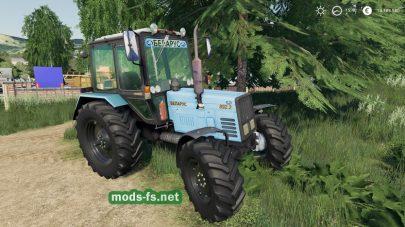 belarus 8922 mod