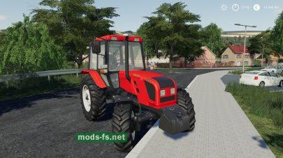 Belarus 952.4 mod