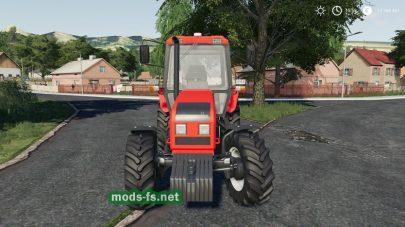 Belarus 952.4 FS 19