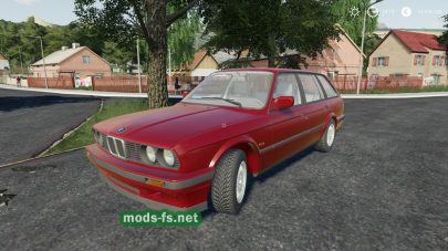 BMW E30 Touring FS 2019