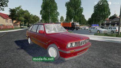 Мод на BMW E30