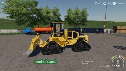 John Deere 764 для Farming Simulator 2019