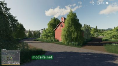 Great Smoky Mountains для Farming Simulator 2019