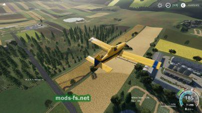 Мод на самолет AT-602
