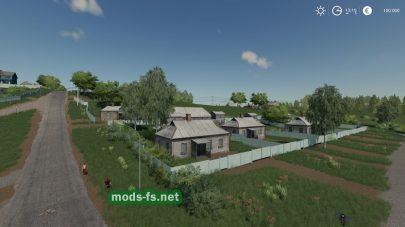 Село Бурлаки