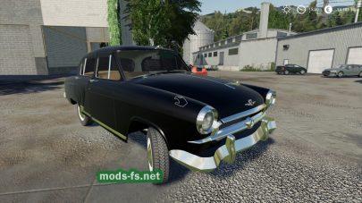 Мод на ГАЗ 21