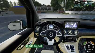 Mercedes Benz V250 FS 2019