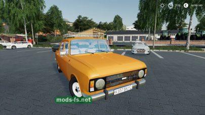 Мод на Москвич 412